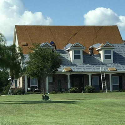 Roofers in Prosper