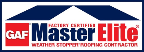 GAF Master Elite Certified